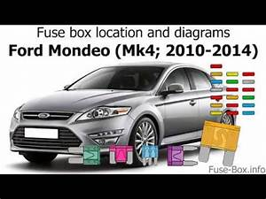 Forenza Fuse Box Diagram For : fuse box location and diagrams ford mondeo mk4 2010 ~ A.2002-acura-tl-radio.info Haus und Dekorationen