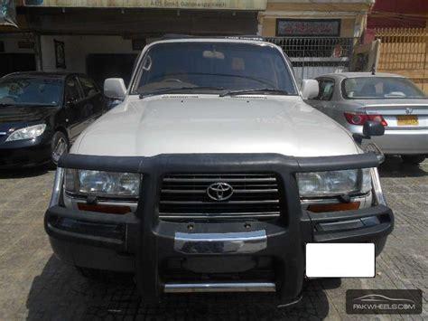 used toyota land cruiser vx limited edition 1995 car for sale in karachi 862922 pakwheels