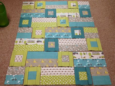 easy baby quilt patterns a blue sky of wip wednesday 54