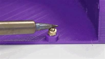 3d Heat Insert Plastic Nuts Nut Inserts