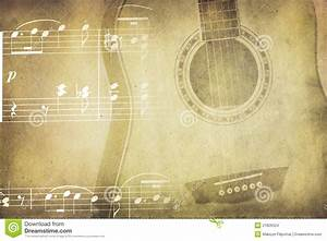 Vintage Music Collage Stock Images - Image: 21826324