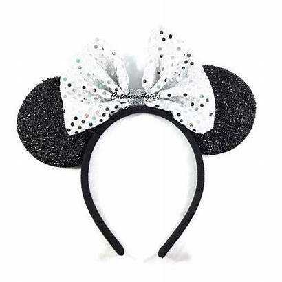 Ears Minnie Headband Mouse Mickey Headbands