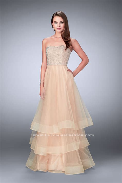 La Femme prom dresses 2021 - prom dresses Style #24323 ...