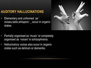 Visual Hallucination Schizophrenia | www.pixshark.com ...