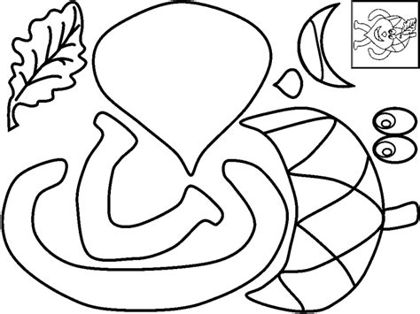 preschool fall coloring pages az coloring pages 928 | yckKLXdcE