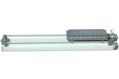 new explosion proof fluorescent light from larson