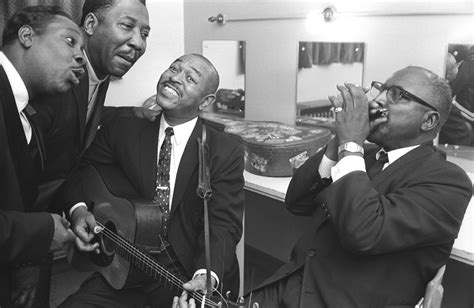 Muddy Waters, Otis Spann, Sonny Terry Y Brownie Mcgee