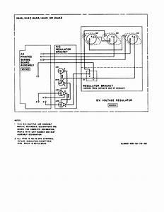 Ford External Voltage Regulator Wiring  Ford  Free Engine