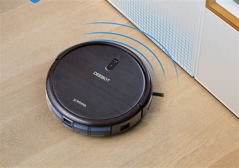 Vaccume Robot - the new version of ecovacs popular robot vacuum just