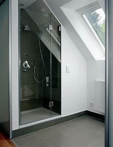 Kinderbett Unter Dachschräge : dusche unter der dachschr ge badezimmer pinterest ~ Michelbontemps.com Haus und Dekorationen