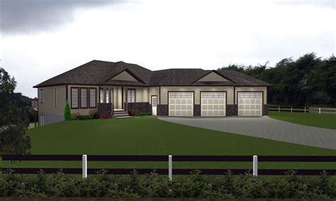 Italian Villa House Plans by House Plans With Attached 3 Car Garage Italian Villa House