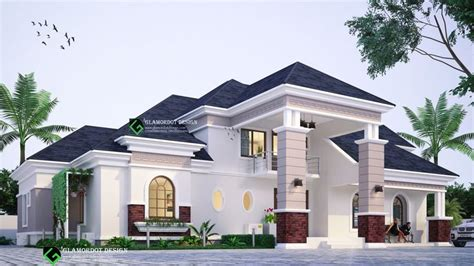 5 bedroom bungalow with a penthouse (attic space) with 2