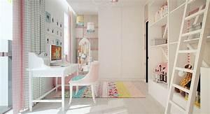 Deco Chambre Blanche : chambre fille deco blanche picslovin ~ Zukunftsfamilie.com Idées de Décoration