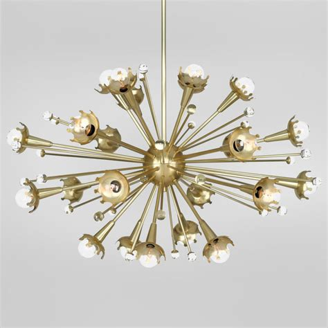 sputnik chandelier modern lighting jonathan adler