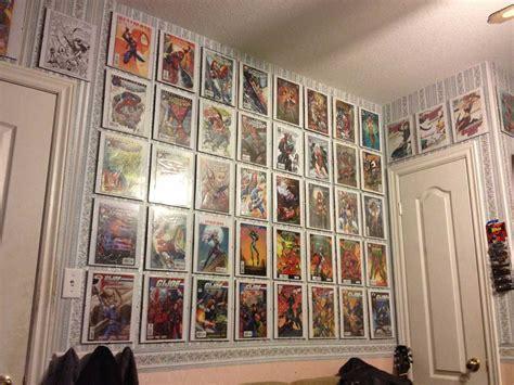 Comic Book Decor : Minimalist Interior Design with The