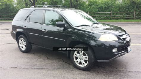 2004 acura mdx touring package w fully loaded features