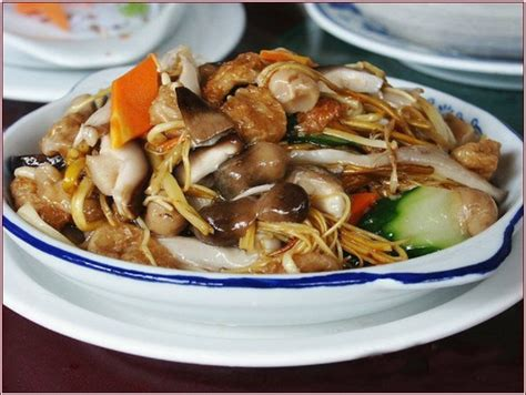 chinois outil cuisine cuisine bouddhiste chine informations