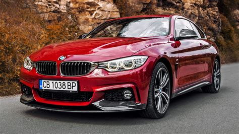 bmw  series coupe  performance red edition
