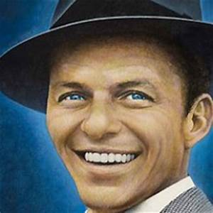Frank Sinatra, Ol Blue eyes.   FRANK SINATRA   Pinterest
