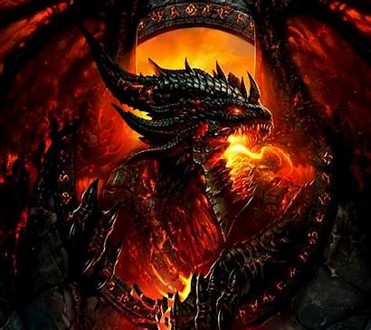 Dragon Mobile Wallpapers Fire Phone Cool Dragons