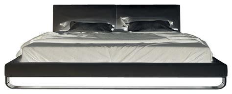 modloft chelsea bed modloft chelsea platform bed in white leather california