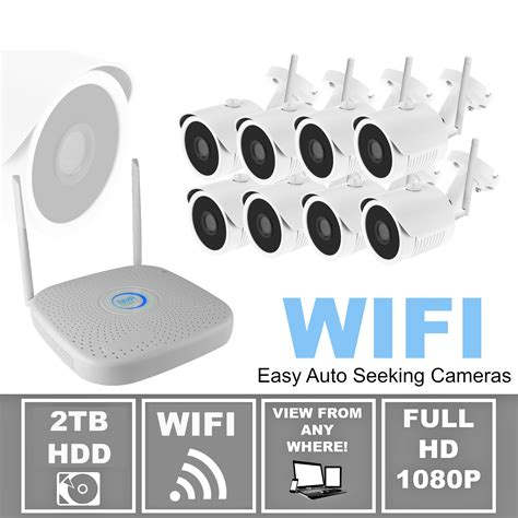 st wifi stoic  channel wireless security camera system