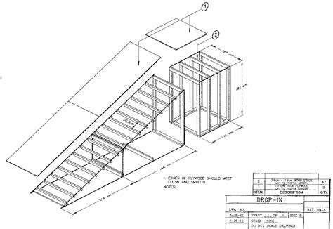 wooden ramp plans  woodworking