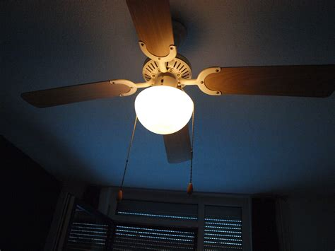 repairing a ceiling fan s speed