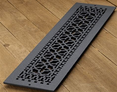 decorative return air vent cover decorative vent covers grilles cast iron
