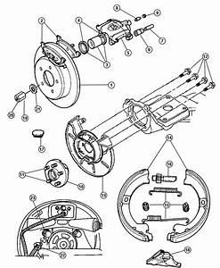 2003 Chrysler Voyager Caliper  Disc Brake  Pad  Right  Reman
