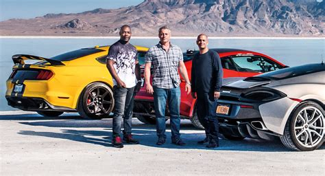 Top Gear by New Top Gear Trailer Shows Vehicular Carscoops