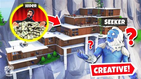 fortnite  house hide  seek fortnite
