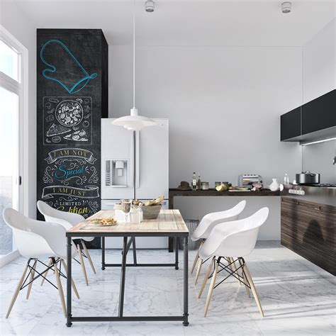 kitchen island that seats 4 dining rooms that mix and ultra modern decor