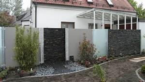 Garten Sichtschutz Modern : sichtschutz garten modern stein sichtschutz garten modern stein reimplica nowaday garden ~ Sanjose-hotels-ca.com Haus und Dekorationen