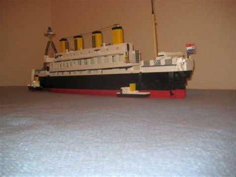 lego ship sinking in pool the cruise bad trailer vidoemo emotional unity