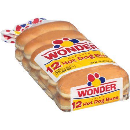 classic  hot dog buns  oz pack walmartcom