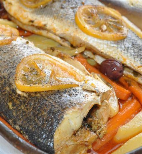 les recettes de la cuisine de asmaa bar au four les recettes de la cuisine de asmaa