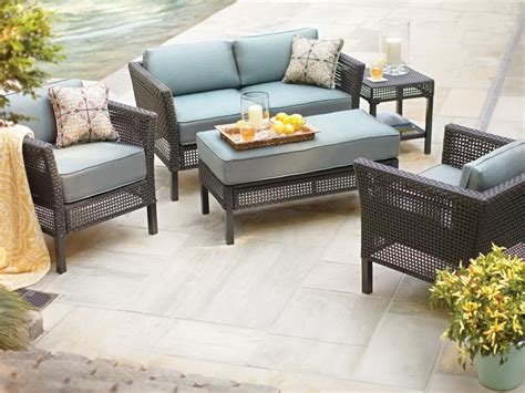home depot patio sets outdoor patio furniture home depot peenmedia