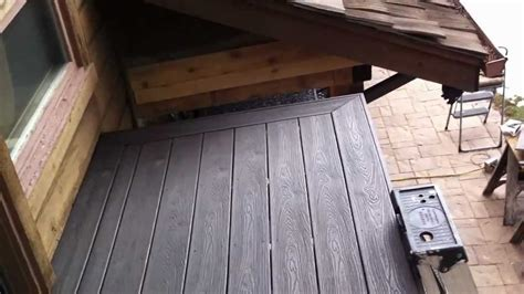 Installing Trex Decking With Fasteners by Installing Trex Decking Denver Deck Contractor Trex Deck