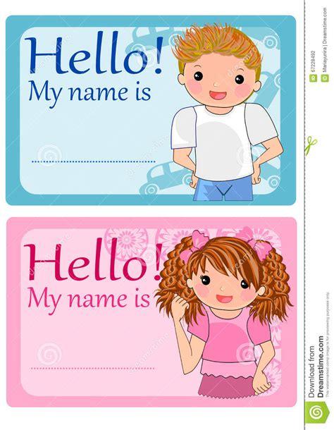 tags  kids stock illustration image