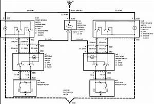 For A Wiring Diagram For 4 Windows Bmw 3 Series E36 4th Month 1992 Power Window Circuit