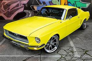 '68 Ford Mustang Fastback | tangcla photography