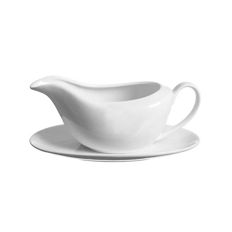 Novelty Gravy Boat Uk by Simplicity Gravy Boat Saucer At Barnitts Store
