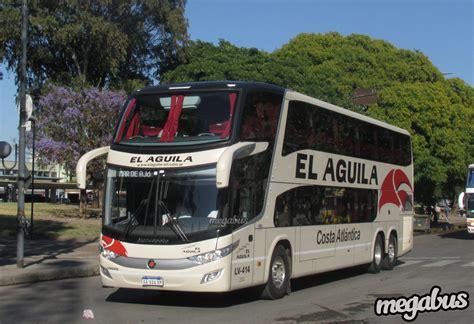 El Águila   LV-414 - Megabus.ar