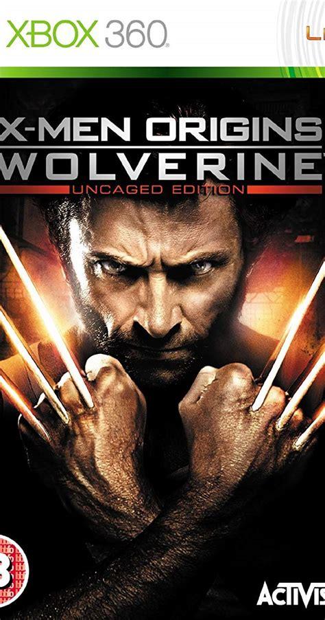 wolverine origins game imdb games movie 2009 film xmen pc movies poster para marvel logan ps3 entertainment plot title amazon