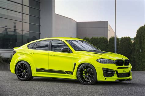 cars bmw x6 official 750hp lumma design bmw x6 m widebody gtspirit