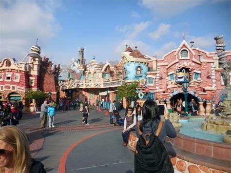 Anaheim Disneyland Disneyland Park Anaheim Los Angeles Estados Unidos