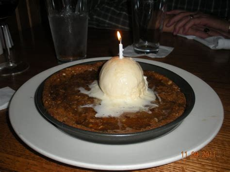 free birthday dessert picture of granite city food