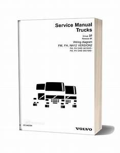 Volvo Service Manual Truck Wiring Diagram Fm Fh Nh12