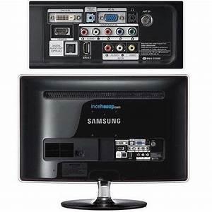 Samsung P2270hd 21 5 U0026quot  Lcd Tv Mon U0130tor